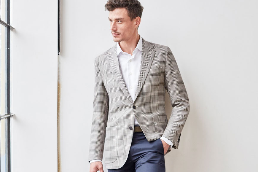 Warmer Weather Vibes With Coppley Spring 2020 - Pace Men's Collection Toronto