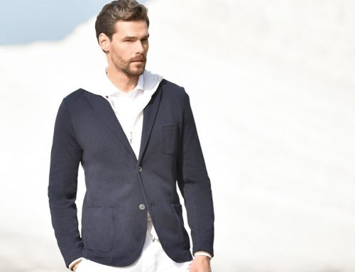 Casual Elegance From Gran Sasso