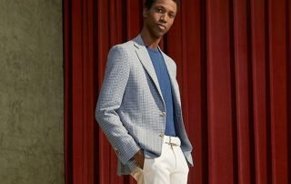 Business Casual In Style With Canali 2020 - Pace Men's Collection