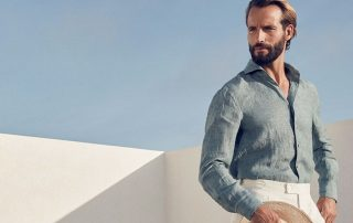 Enjoy The Warm Weather With Stenströms - Pace Men's Collection