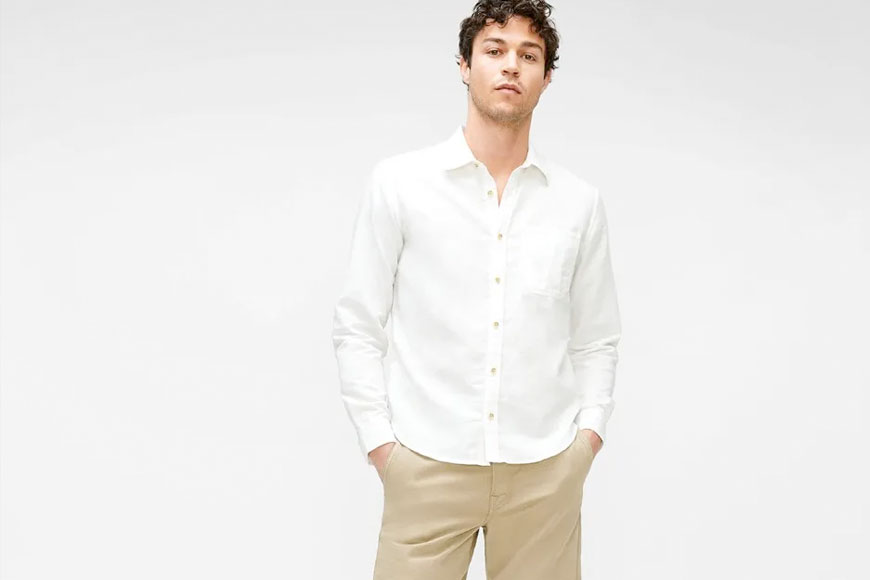 Work From Home Looks From 7 For All Mankind - Pace Men's Collection