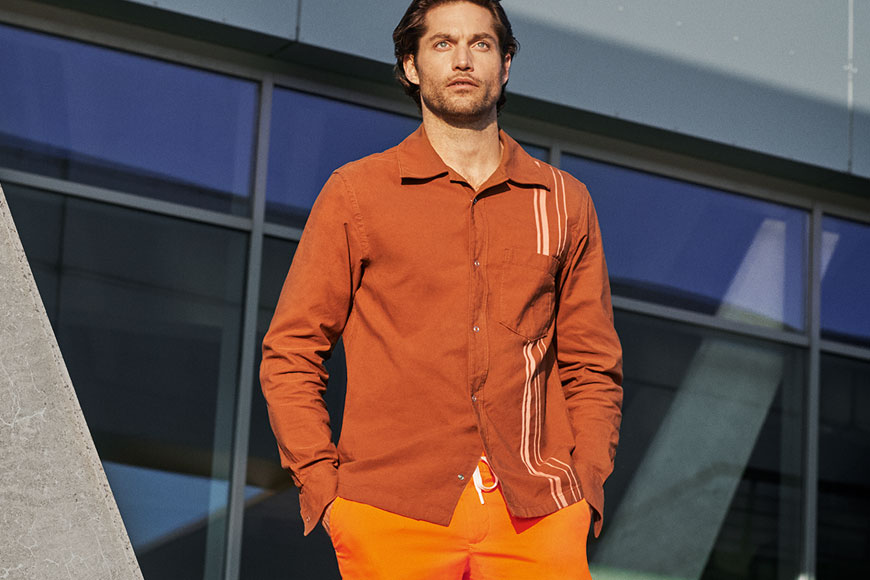 A New Level Of Casual Elegance With Alberto - Pace Men's Collection Toronto
