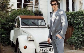 Always Look Your Best With Canali - Pace Men's Collection Toronto