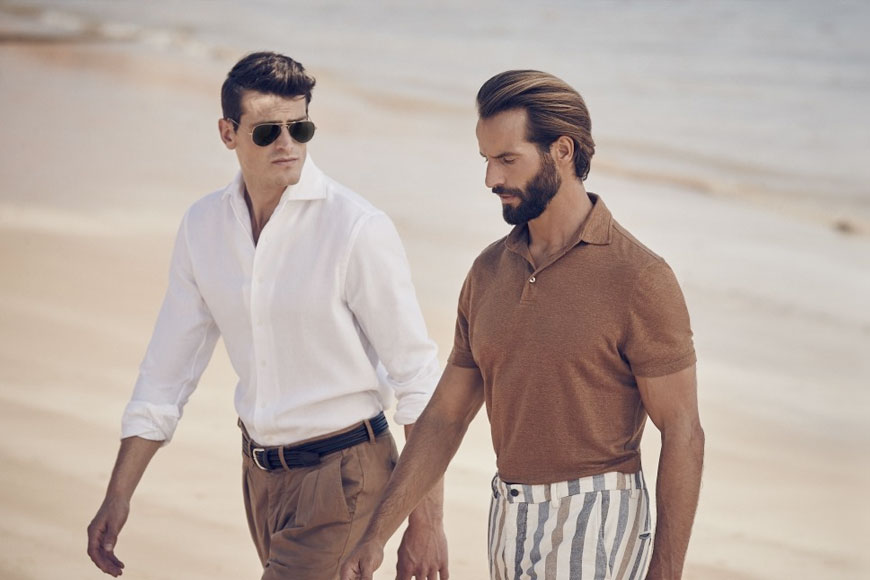 Cottage Vibes With Stenströms - Pace Men's Collection Toronto
