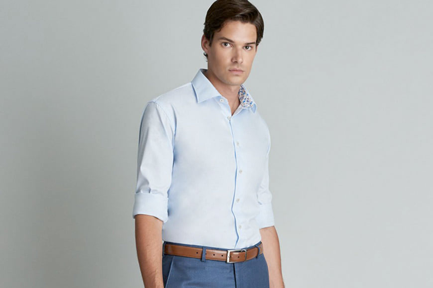 Casual Elegance From Samuelsohn - Pace Men's Collection Toronto