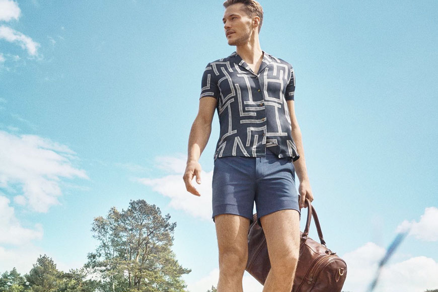 It's Time To Head For The Cottage With Alberto - Pace Men's Collection Toronto