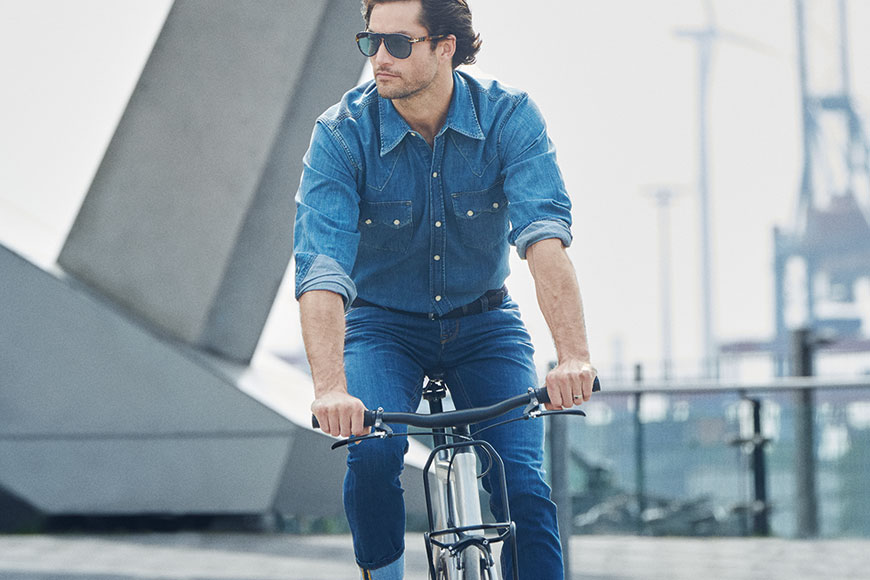 Ready For A New Form Of Transportation With Alberto 2020 - Pace Men's Collection