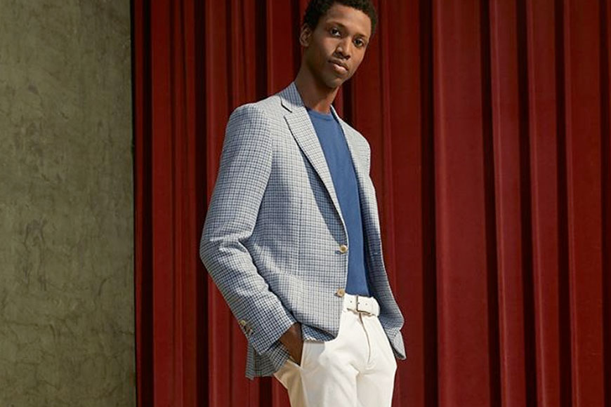Business Casual In Style With Canali