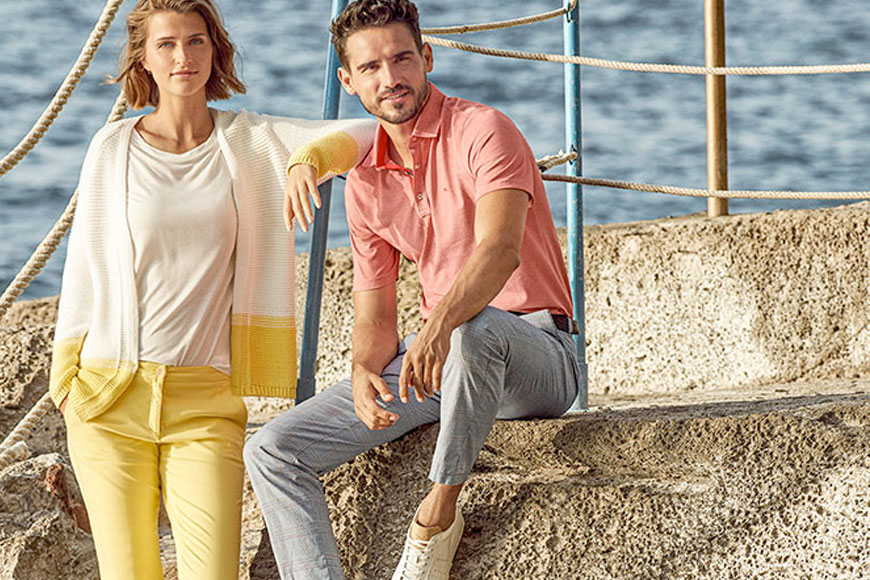 Keeping It Casual In Style With Brax Summer 2020 - Pace Men's Collection Toronto