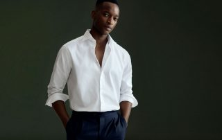 Time To Dress For Spring Weather - Eton Shirts - Pace Men's Collection