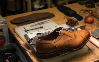 Back To Normalcy With Allen Edmonds - Pace Men's Collection Toronto