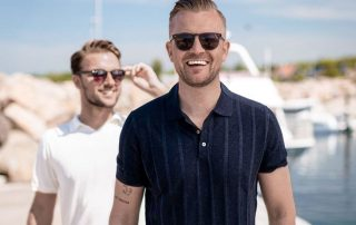 Enjoy The Last Days Of Summer With Friends And Gran Sasso - Pace Men's Collection Toronto