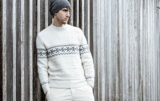 Getting Ready For Cooler Weather With Phil Petter - Pace Men's Collection Toronto